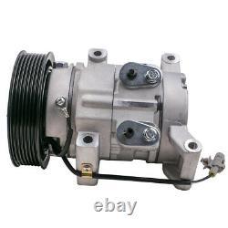 Aircon Air Conditioning Compressor for Toyota Hilux 05-15 KUN16R KUN26R 1KD 3.0L