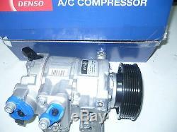 Audi A4 2007-08 A4 Cabrio 2007-09 Seat Exeo 2009-14 A. C. Compressor 8e0260805cb