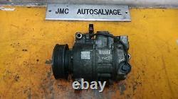 Audi A4 B7 1.9 2.0 Tdi Ac Air Con Pump Compressor 8e0260805bf