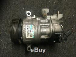Audi Vw Skoda Seat 2008-14 A/c Ac Air Conditioning Con Compressor Pump 5n0820803