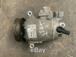 Audi Vw Skoda Seat 2008-2014 A/c Air Conditioning Con Compressor Pump 5n0820803e