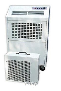 Broughton Portable aircon Air conditioning Water Cooled Split Units MCWC250 MCWS