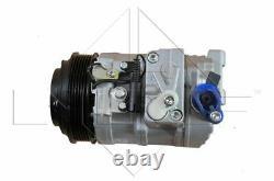 Compressor, air conditioning for MERCEDES-BENZ G-CLASS, W463, OM 603.931, OM 606.964