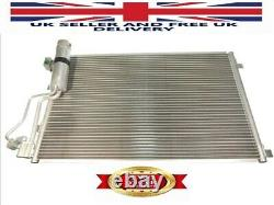 Condenser Air Con Radiator Fits Nissan Qashqai 1.5 DCI 2.0 DCI 2009 To 2013