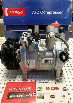 DENSO A/C COMPRESSOR DCP05095 BMW 116d 520d z4 320d 2.0 F21 F10 F34 X1 E84 E89