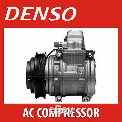 DENSO A/C Compressor DCP50125 Fits Toyota IQ (09-)