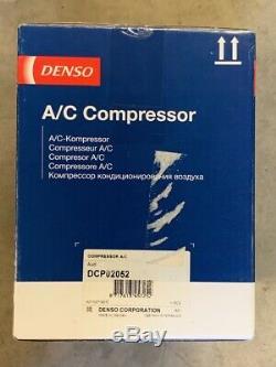 Denso AC Air Con Compressor DCP02052 for Audi A4 1.9 2.0 TDI inc. Quattro 04-08