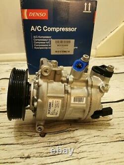Denso A/C Compressor VW GOLF PASSAT TIGUAN AUDI A1 3 SKODA OCTAVIA DIESEL PETROL