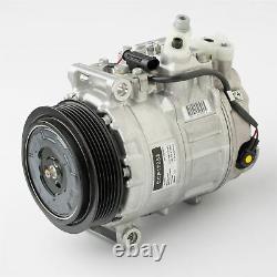 Denso Air Con Compressor For A Mercedes-benz C-class Estate 2.7 125kw