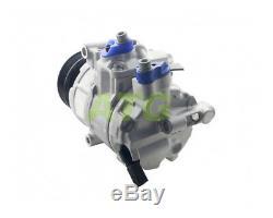 Denso Klimakompressor Für Audi A4 B7 8e Limo Kombi 1.6 1.8 1.9 2.0 2.7 3.0