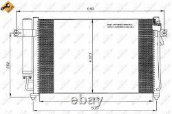 Der Kondensator, Die Klimaanlage Für Hyundai Getz Tb G4hg G4hd G4ea G4ee Tb Tb