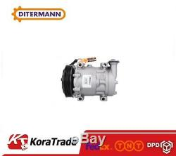 Ditermann Ac Air Con Compressor Dtm00037