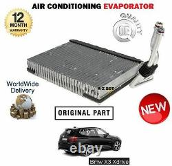For Bmw X3 Xdrive F25 2.0d 184bhp 2010- New Air Con Conditioning Evaporator