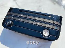 Genuine Jaguar XE / XF X260 Air Con Conditioning Control Panel T2H21925