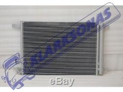 Golf 7 VII Mk7 2012 -on A/c Ac Air Con Radiator Condenser Conditioning For Vw