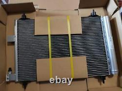 HELLA 8FC 351 309-331 Kondensator Klima Anlage für Citroen C5 II III Peugeot 407