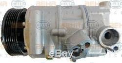 HELLA Air-con Compressor 8FK351322-741 (Next Working Day to UK)