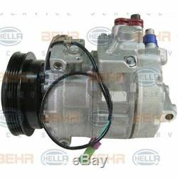 HELLA Compressor, air conditioning 8FK 351 126-981