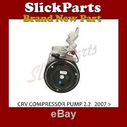 HONDA CRV CR-V COMPRESSOR PUMP 2.2 i CDTi 2007 2008 2009 2010 2011 2012 NEW