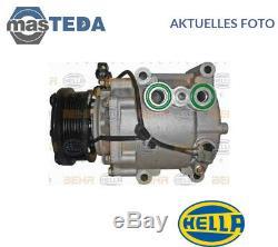 Hella Kompressor Klimaanlage 8fk351113901 P Neu Oe Qualität