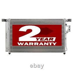 Hyundai Santa Fe 2.2 Crdi Ac/condenser Ac/radiator Automatic Year 2005 To 2009