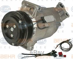 Kompressor Klimaanlage BEHR HELLA SERVICE Version ALTERNATIVE Hella 8FK 351 13