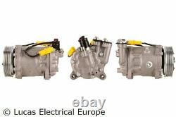 Kompressor Klimaanlage Lucas Electrical Acp546 P Neu Oe Qualität