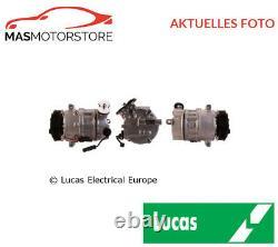 Kompressor Klimaanlage Lucas Electrical Acp907 P Neu Oe Qualität