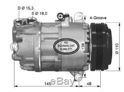 Kompressor Klimaanlage NRF 32493