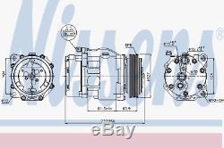 Kompressor Klimaanlage Nissens 89061
