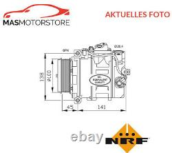 Kompressor Klimaanlage Nrf 32256 G Für Mercedes-benz C-class, E-class, Clk, Viano