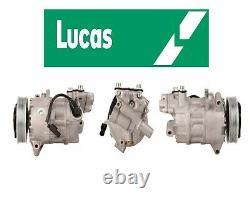 Lucas ACP613 Air Conditioning A/C Compressor Pump BMW Series 1,3 & X1 Petrol