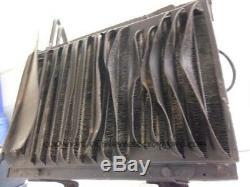 Mitsubishi Delica L300 2.5 4D56 86-94 rear air con conditioning radiator matrix
