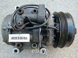 Mx5 Mk1 Eunos Aircon Pump Denso 047200 Air Conditioning 6 Month Guarantee