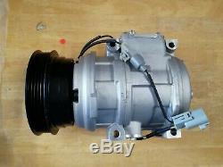 NISSENS 89098 Kompressor Klima Anlage für Toyota Avensis T22 Picnic RAV 4 I 2.0