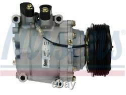 NISSENS 89233 Air-con Compressor
