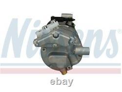 NISSENS 89307 Air-con Compressor