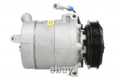 NISSENS 89308 Air-con Compressor