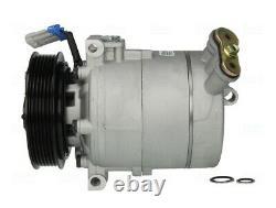 NISSENS 89343 Air-con Compressor