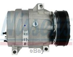 NISSENS Air-con Compressor 89063