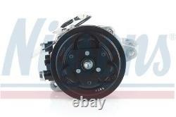 NISSENS Air-con Compressor 89163 (SPEC ORDER non-UK stock)