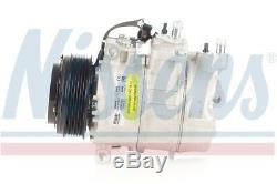 NISSENS Air-con Compressor 89496 (3 Year Guarantee)