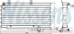 NISSENS Air-con Condenser 94000 (SPEC ORDER non-UK stock)