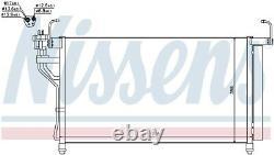 NISSENS Air-con Condenser 940350