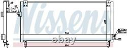 NISSENS Air-con Condenser 94365