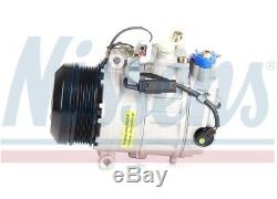 NISSENS Aircon Compressor 890552 Next working day to UK