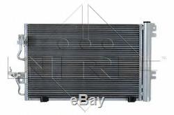 NRF 35555 Vauxhall Astra H Zafira B 1.6 1.8 Air Con Radiator Condenser 93178958