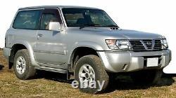 Nissan Patrol 3.0 Y61 97-04 ZD30 AC air con pump conditioning compressor#Cobal