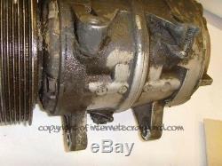 Nissan Patrol Y61 3.0 97-13 GR ZD30 air con air conditioning pump