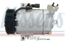 Nissens 890015 Air-con Compressor Next working day to UK